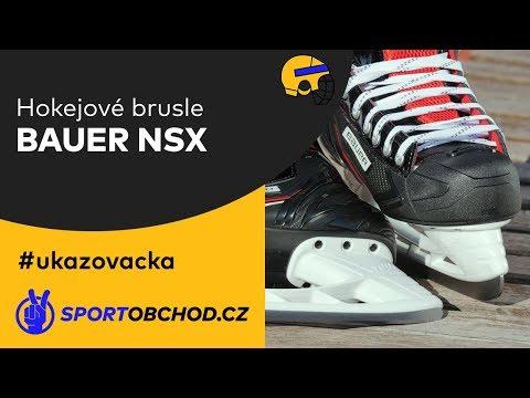Hokejové brusle Bauer NSX  ukazovacka 941358c4fe
