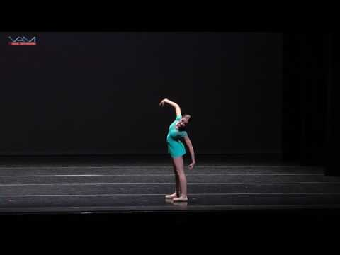 YAGP 2017 - SanDiego - Hannah Ivester - Cello Suite #1 Contemporary