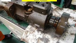 How To : Overhaul Fuel Pump - Aux Engine (Make:  Yanmar)