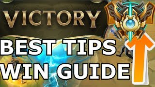 ⭐ GUIDE to BECOME A PRO at TEAMFIGHT TACTICS - TIPS to BUILD BEST WIN COMPS + ITEMS Strategy TFT lol