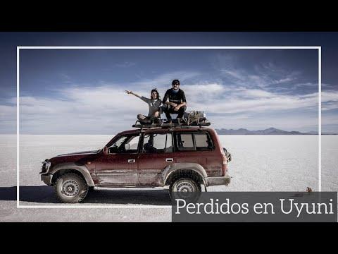 Perdidos en el Salar de Uyuni, Bolivia HD | Aprendizaje Viajero