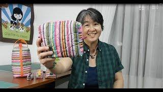 DIY – Estojo Necessaire Box – by Silvia Ramos Atelier