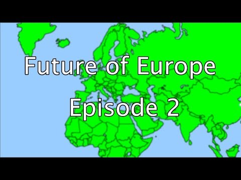Future of Europe #2 What happened to arabian empire !!!