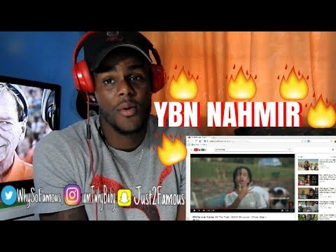 "YBN Nahmir "" Rubbin Off The Paint "" (WSHH Exclusive - Official Music Video) Reaction"