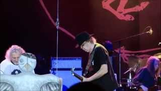 Neil Young live in Liverpool 13/7/14: Like a Hurricane