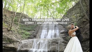Ancaster Mill Wedding Video - Susan + Wes