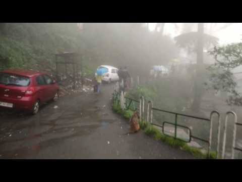Shimla mall Road weather