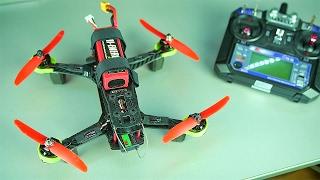 видео Квадрокоптер своими руками