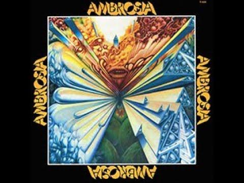 Holdin' On To Yesterday AMBROSIA 1975 LP