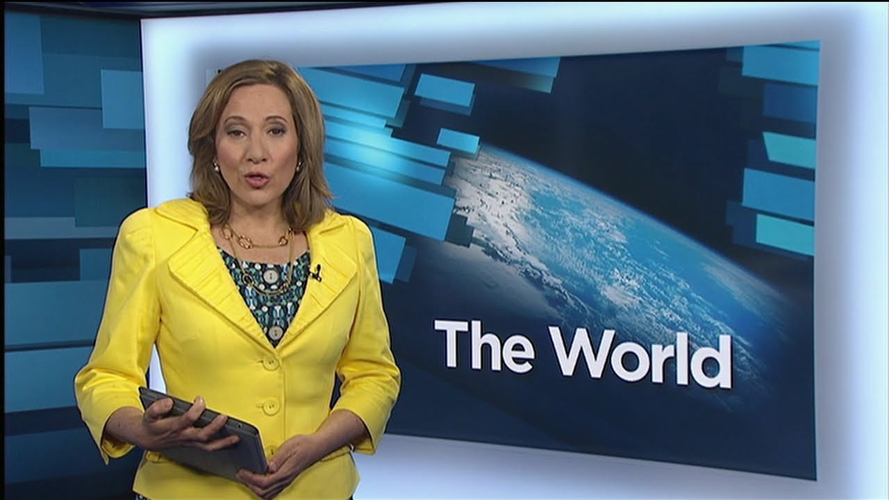 ABC News 24 - 'The World' Opener (26/2/2013)