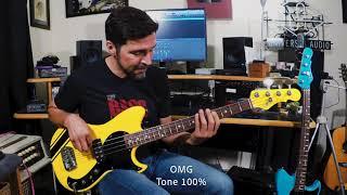 G&L Fallout Short Scale Bass Demo