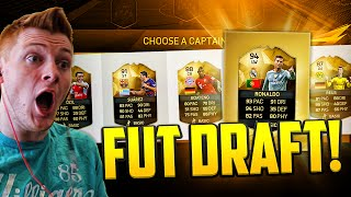 FIFA 16 - MY FAVOURITE FUT DRAFT TEAM!!!