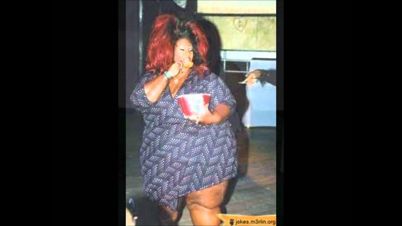 Fat black bitches