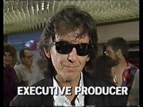 Download George Harrison At The Premiere Of How To Get Ahead in Advertising - Off The Wall - 8 August 1989