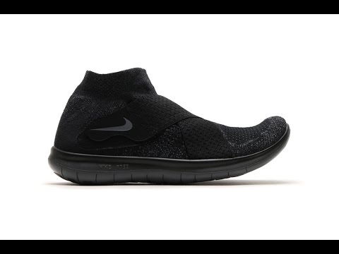 designer fashion 5c918 6be60 Nike Free RN Motion Flyknit 2017 (unboxing+on Feet)