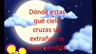 Alejandro Fernandez   Nube Viajera con letra