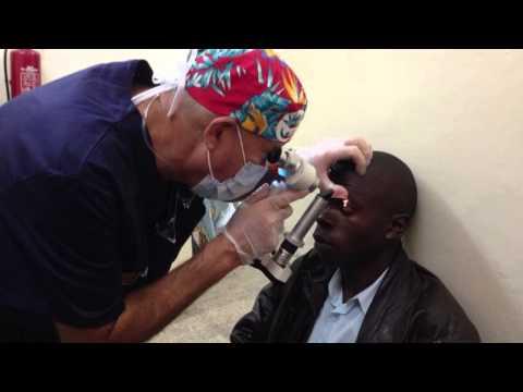 Imagen de Entrevista en Cadena COPE - Misión solidaria en Kenia - Dr. José Luis Prats, Oftalvist