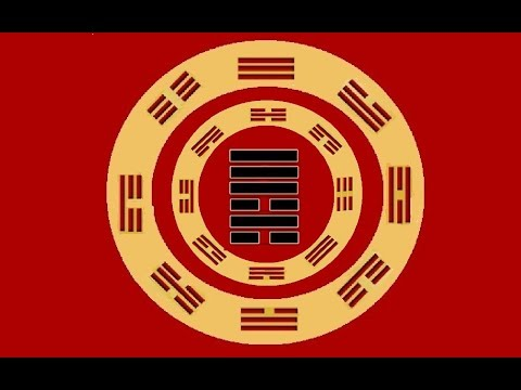 6 гексаграмма. Китайская классическая книга перемен ИЦЗИН