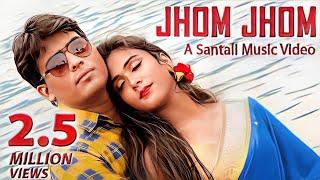JHOM JHOM (Full Video) || New Santali Video 2021 || Ft. Rani Deogam, Jitu Tudu