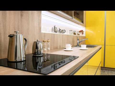 Немецкие кухни в Алматы. Салон кухонной мебели Kuchenbauer