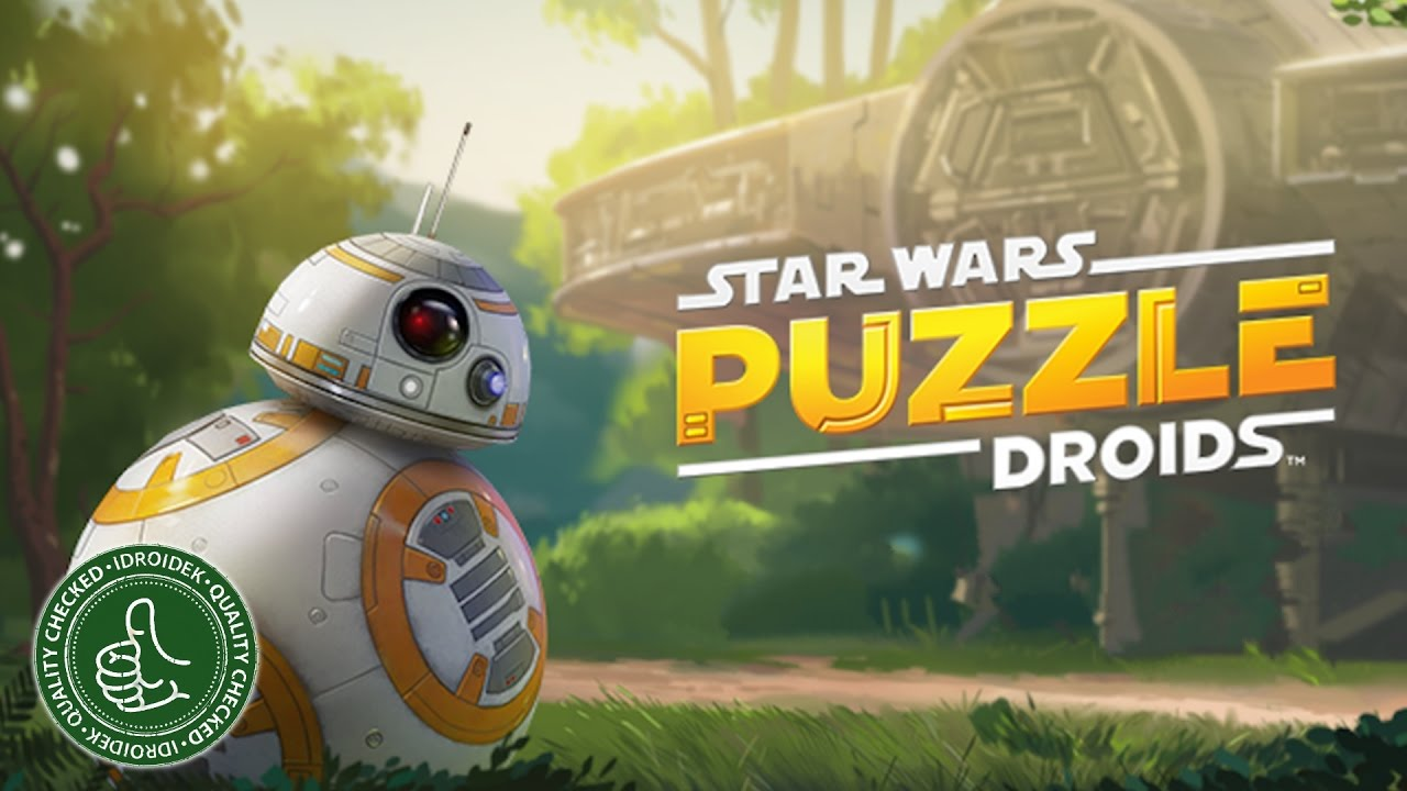 Star Wars: Puzzle Droids - Android / iOS Gameplay