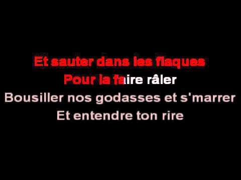 Karaoké Renaud Mistral gagnant
