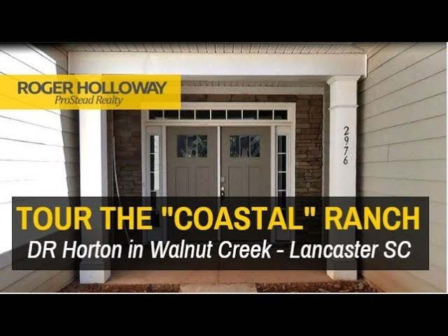 Reasons We Fall In Love With Dr Horton S Coastal Ranch Home Youtube