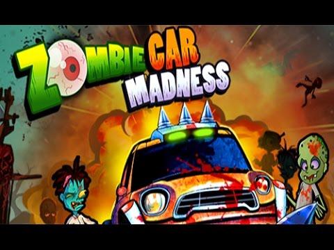 Zombie Car Madness Gameplay Walkthrough   Mopixie