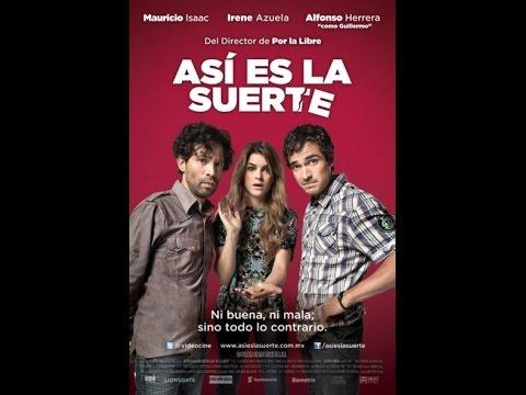 Película: Asi es la suerte - @LocasPorPoncho