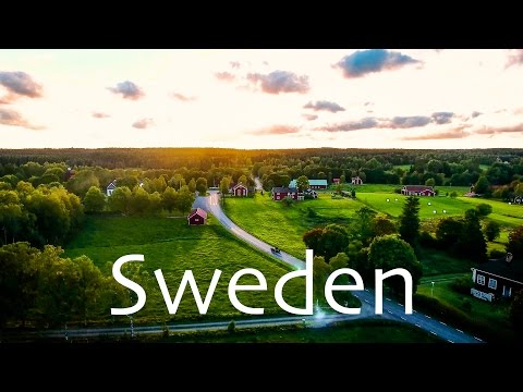 Dronin' through Sweden 4k