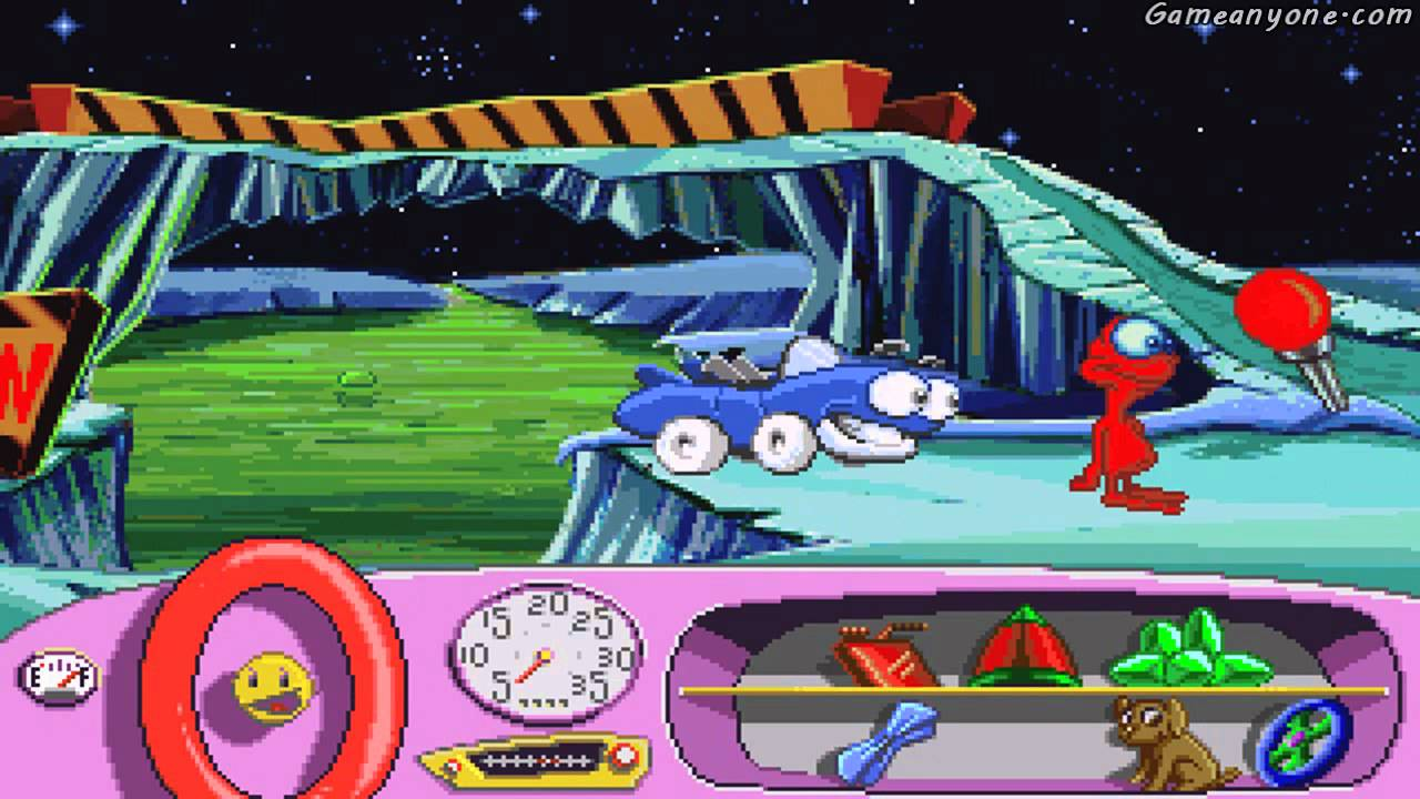 Putt Putt Goes To The Moon Mac Download