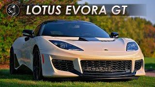 Lotus Evora GT | Last of Its Kind