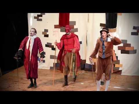 Scaramuccia au Festival de Mont de Marsan !