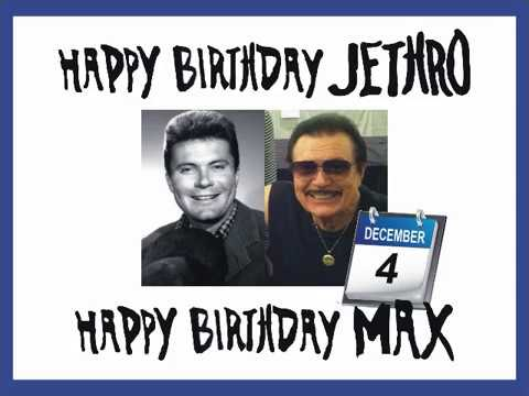 Happy Birthday Jethro Bodine and Max Baer Jr Dec 4