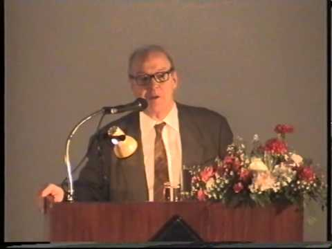 Dr. Hans Blix at NIST facilitated by the International Peace Foundation