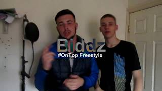 On Top Tv || Biddz - #OnTop Freestyle