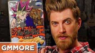 Expired Yu-Gi-Oh Cereal Taste Test