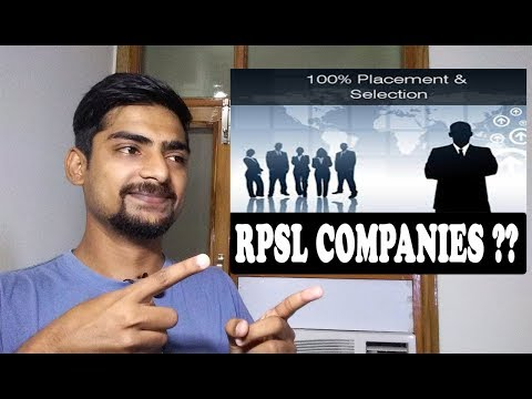RPSL Companies | Benefits Of RPSL Companies In Merchant Navy