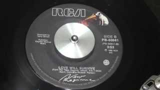 NEW REGIME - Love Will Survive - 1985 - RCA