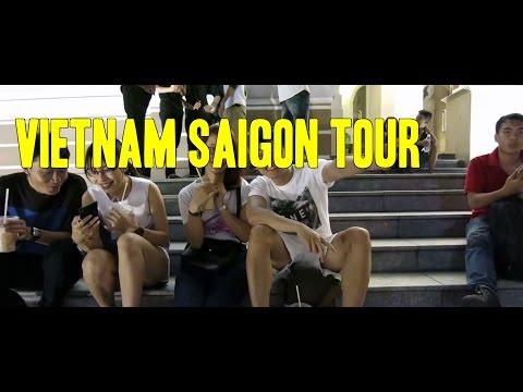 Vietnam Tour Saigon 2015 - Ho Chi Minh City from YouTube · Duration:  10 minutes 16 seconds