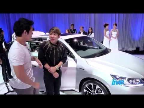 The Coup Channel : บุกงานเปิดตัว Honda Accord Hybrid 2014