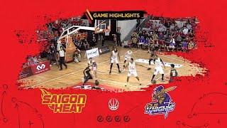 Highlights ABL9 || Playoffs - Game 2: Saigon Heat vs CLS Knights 03/04
