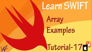 Array Operation in Swift Programming - Tutorial 17