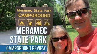 Rivers, Floating, Caves, aฑd Campers! // Meramec State Park [EP 13]