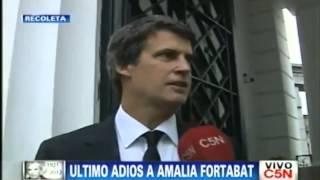 ALFONSO PRAT GAY: ADMINISTRADOR DEL FIDEICOMISO FINANCIERO DE AMALIA DE FORTABAT