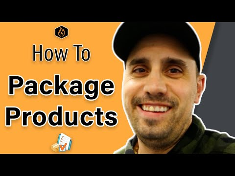 Amazon FBA For Beginners - How To Package Products For FBA
