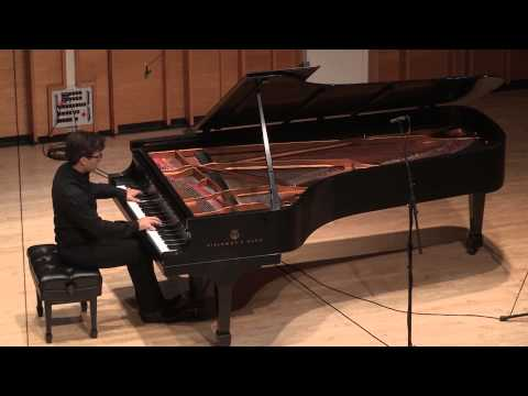 Pavel Timofeyevsky Plays Beethoven Moonlight Sonata Op. 27, No. 2 1st mvt
