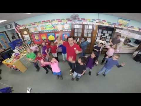 Reading Rocks Dance Moves for Library Rocks Summer Reading