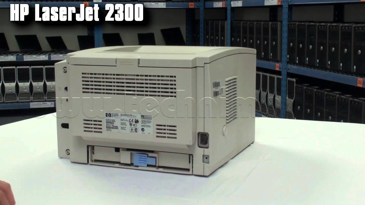 DRIVER UPDATE: HP LJ 2300DTN