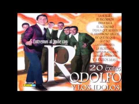 ENTREMOS AL BAILE CON RODOLFO Y LOS ÍDOLOS  20 ÉXITOS. (Álbum completo).  Excelente Sonido